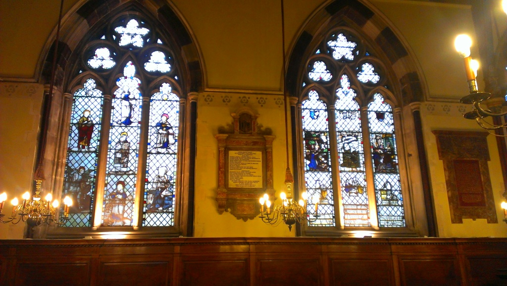 Chapel at Balliol College