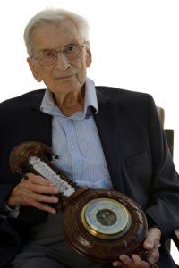 Herman J. van Norden at 100